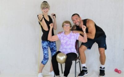 How Exercise and Nutrition Combat Injury and Illness