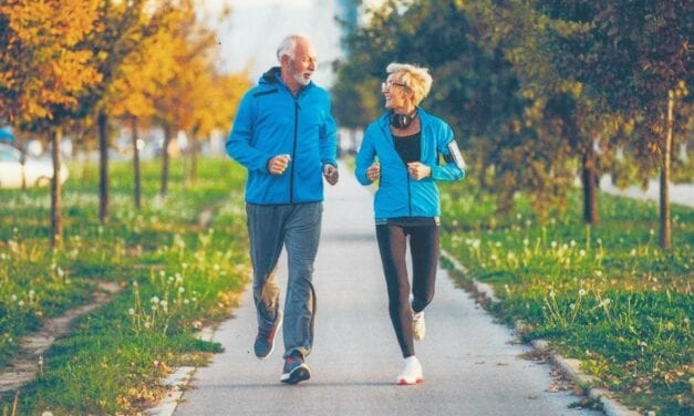 BL-Class 1: Stay Young with Exercise and Nutrition