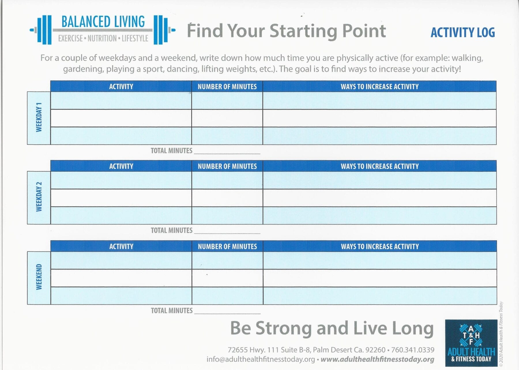 Find your starting point